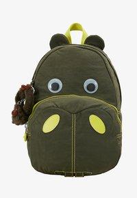 Kipling - HIPPO - Rucksack - khaki - 1
