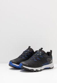 The North Face - MEN'S ULTRA FASTPACK III FUTURELIGHT - Hiking shoes - black/blue - 2