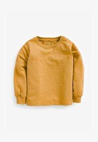 Next - Sweatshirt - ochre - 3