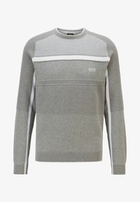 BOSS - REMI - Jumper - light grey - 3