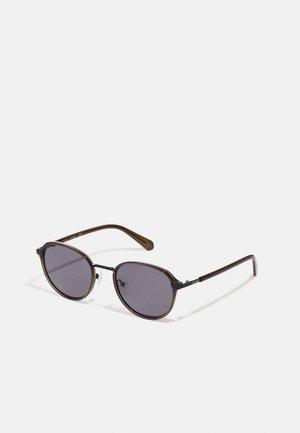 UNISEX - Sluneční brýle - crystal green/matte black