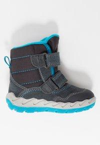 Superfit - ICEBIRD - Winter boots - grau/blau - 1