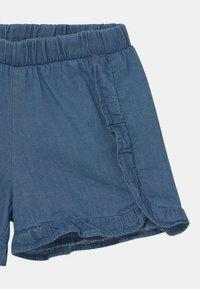 Lemon Beret - SMALL GIRLS  - Jeans Short / cowboy shorts - denim blue - 2