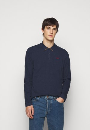 DONOL - Polo shirt - open blue