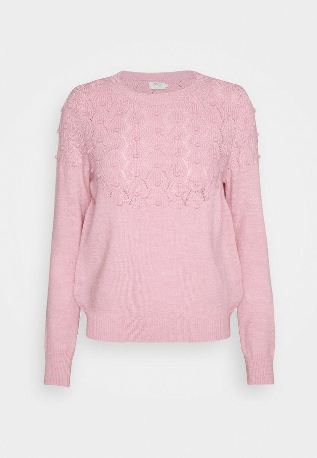 ONLKIRA - Pullover - misty rose