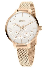 s.Oliver - Watch - rose gold-coloured - 3