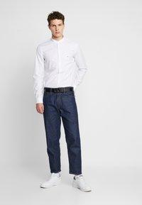 Calvin Klein Tailored - EASY IRON SLIM - Košile - white - 1