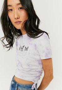 TALLY WEiJL - T-Shirt print - white - 3