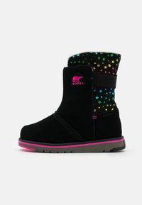 Sorel - YOUTH RYLEE STARS - Snowboots  - black - 0