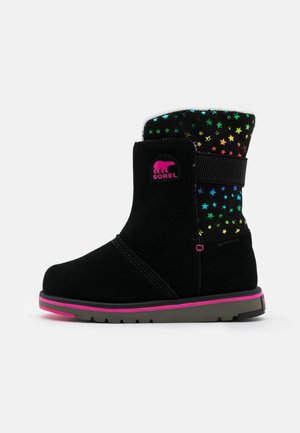YOUTH RYLEE STARS - Winter boots - black
