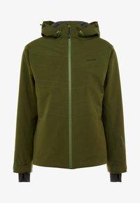PYUA - VOID - Snowboard jacket - rifle green - 8