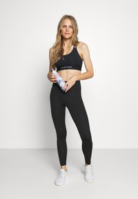 Calvin Klein Performance - FULL LENGTH - Leggings - black - 1