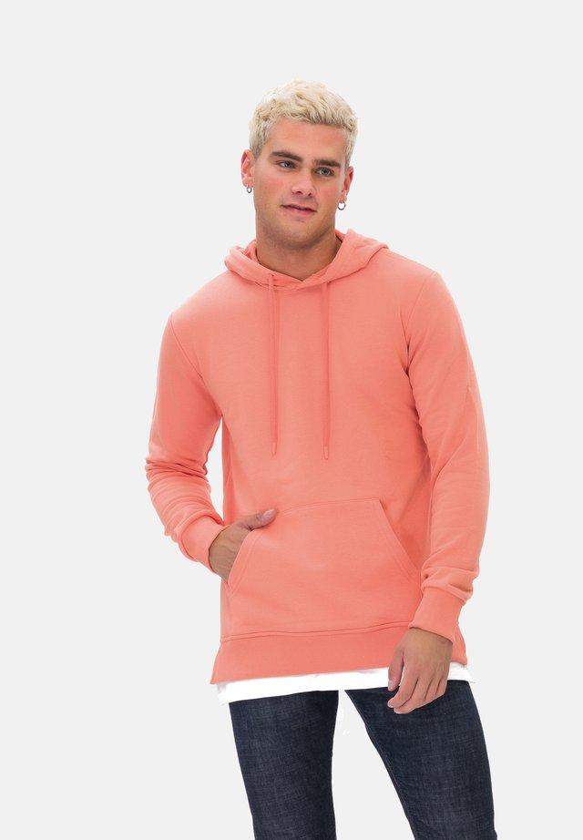 KAPUZENSWEATSHIRT MAN SWEATSHIRT - Hoodie - pink