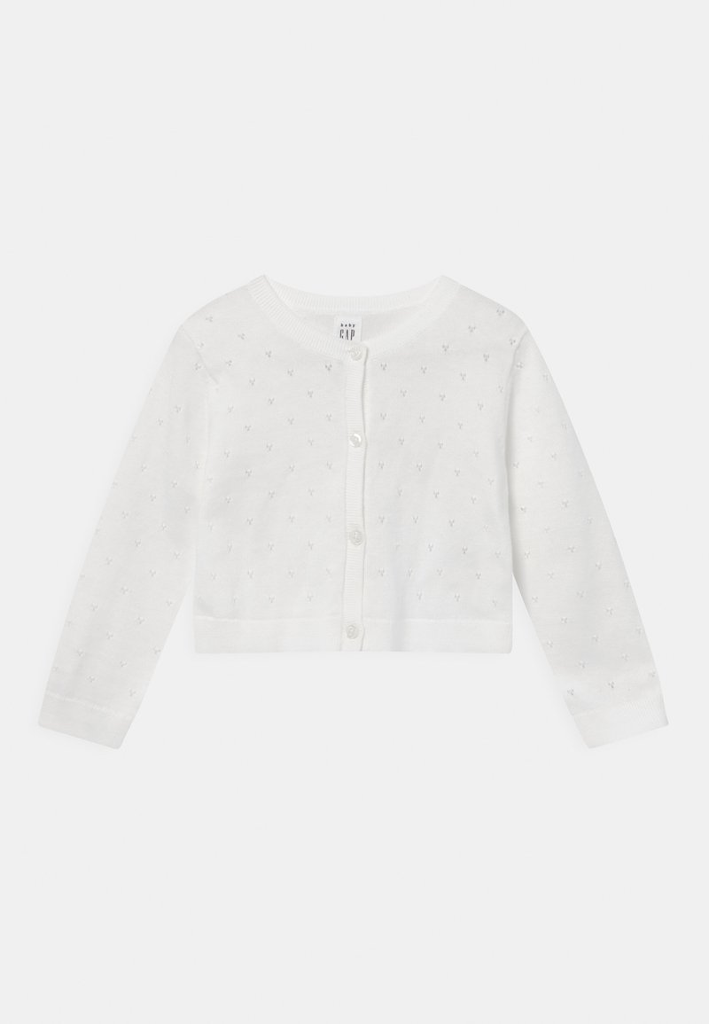 GAP - POINTELLE  - Cardigan - new off white