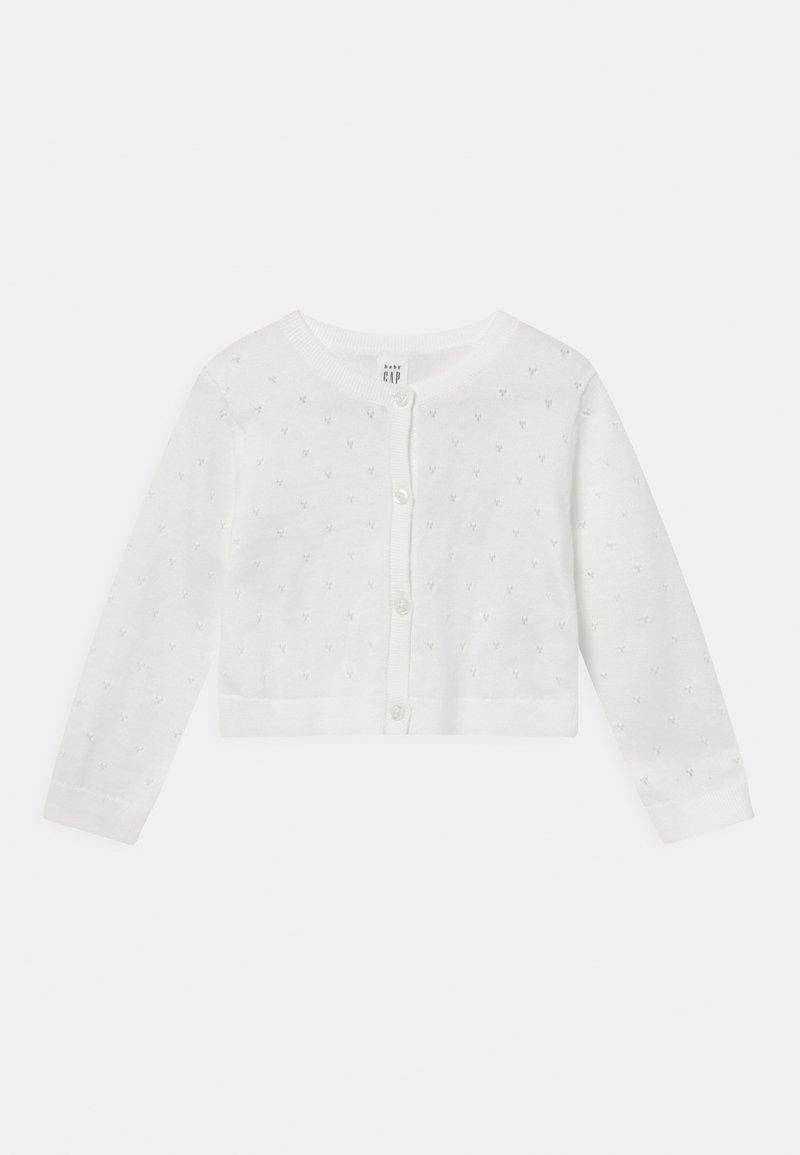 GAP - POINTELLE  - Kardigan - new off white