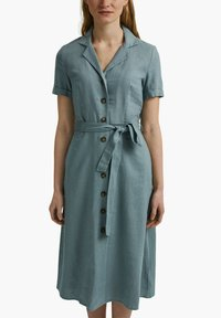 Esprit - Shirt dress - turquoise - 3