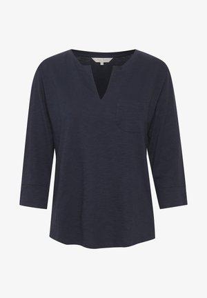 KESSIEPW - Maglietta a manica lunga - navy blazer