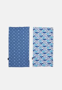Maximo - KIDS MULTIFUNKTIONSTUCH 2 PACK UNISEX - Snood - blue/grey - 0