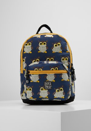 OWL MINI BACKPACK - Rucksack - blue