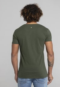 Liger - LIMITED TO 360 PIECES - Basic T-shirt - military green - 2