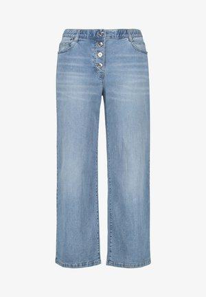 CARLOTTA - Relaxed fit jeans - blue denim
