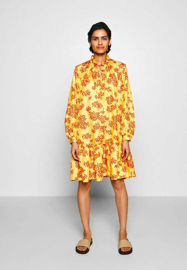 CHEYENNE - Day dress - cornsilk