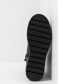 Laura Biagiotti - Šněrovací kotníkové boty - black - 5