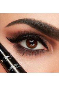 KIKO Milano - PRECISION EYELINER NEW 2012 PARABEN FREE - Eyeliner - black - 1