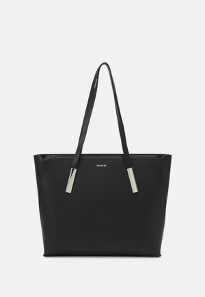 "FRANCA 15"" LAPTOP - Laptop bag - black/silver"