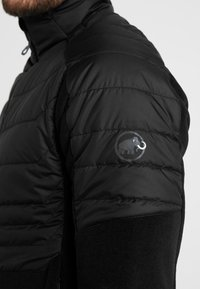 Mammut - INNOMINATA HYBRID JACKET MEN - Outdoor jacket - black - 4