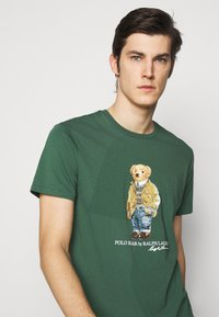 Polo Ralph Lauren - T-shirts med print - washed forest - 3