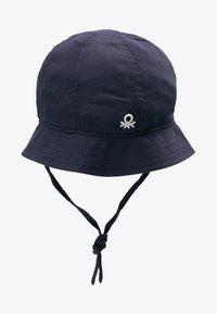 Benetton - HAT - Cappello - dark blue - 1