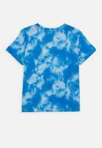GAP - TODDLER BOY LOGOMANIA TEE - Print T-shirt - blue burst - 1