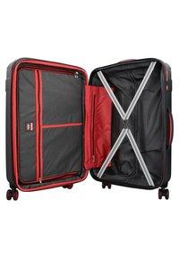 Travelite - VECTOR - Wheeled suitcase - black - 4