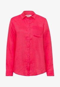 BRAX - VICTORIA - Button-down blouse - papaya - 5