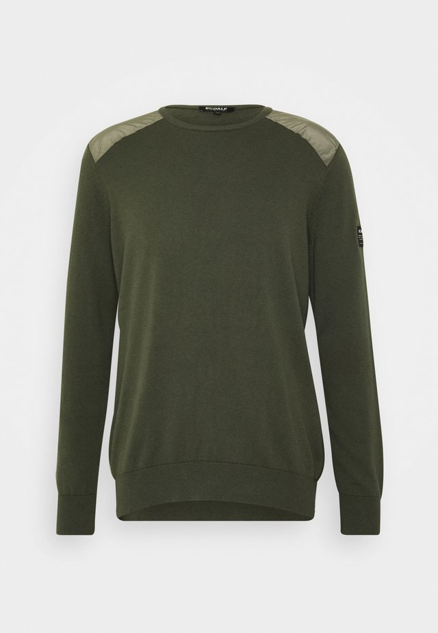 CHARLES - Pullover - khaki