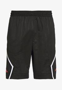 Jordan - DIAMOND - Shorts - black/infrared - 3