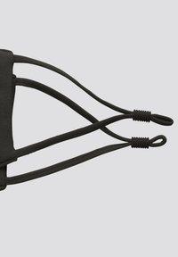 TOM TAILOR - 2 PIECE PACK - Maschera in tessuto - black - 5