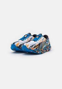 ASICS - NOOSA TRI 13 - Competition running shoes - white/shocking orange - 1