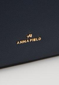 Anna Field - SHOPPING BAG / POUCH SET - Shopping bag - dark blue - 7