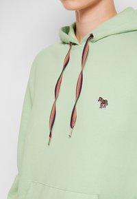 PS Paul Smith - ZEBRA HOODIE - Sweatshirt - mint - 7