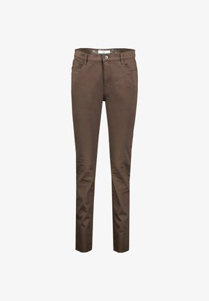 Slim fit jeans - braun