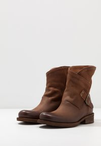 Felmini - VERDY - Cowboy/biker ankle boot - morat - 4