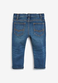 Next - TINT REGULAR FIT JEANS WITH STRETCH (3MTHS-7YRS) - Džíny Straight Fit - blue - 1