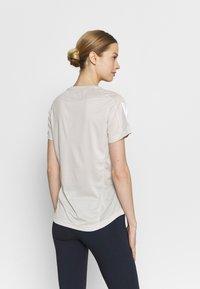 adidas Performance - OWN THE RUN TEE - Camiseta estampada - alumin - 2