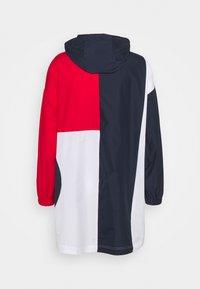 Lacoste Sport - OLYMP JACKETS - Trainingsvest - navy blue/red/white - 1