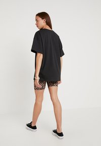 Even&Odd - Print T-shirt - anthracite