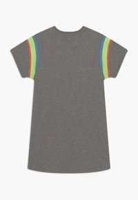 Nike Sportswear - HERITAGE DRESS - Day dress - carbon heather/white - 1