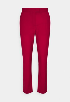 WOMENS TROUSERS - Pantaloni - rot