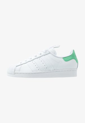 SUPERSTAR - Sneakers basse - footwear white/prism mint/collegiate royal